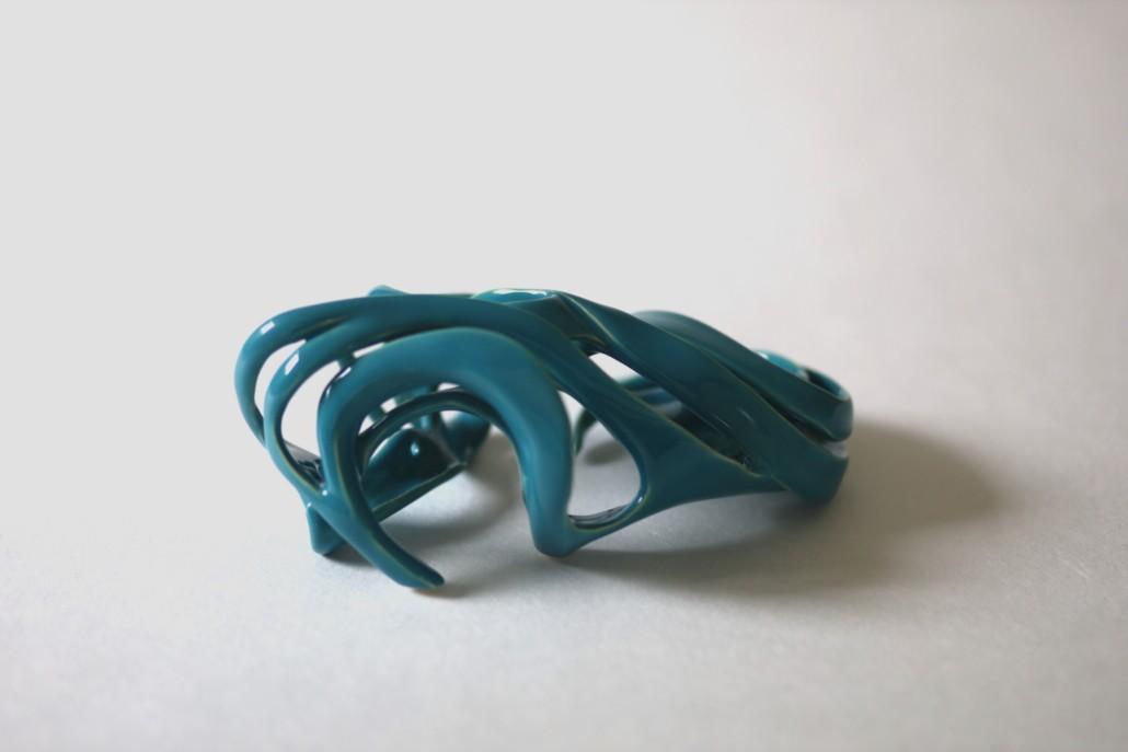 """Julie Espiau Sculpture céramique contemporaine Entrelacs """"abandonnée"""" Brigitte Bardot saint tropez"""