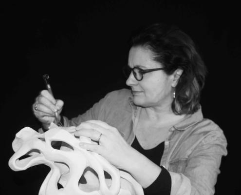Julie Espiau Sculpteur à Ondres Landes