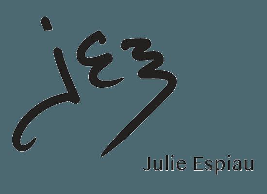 Logo Julie Espiau Céramique