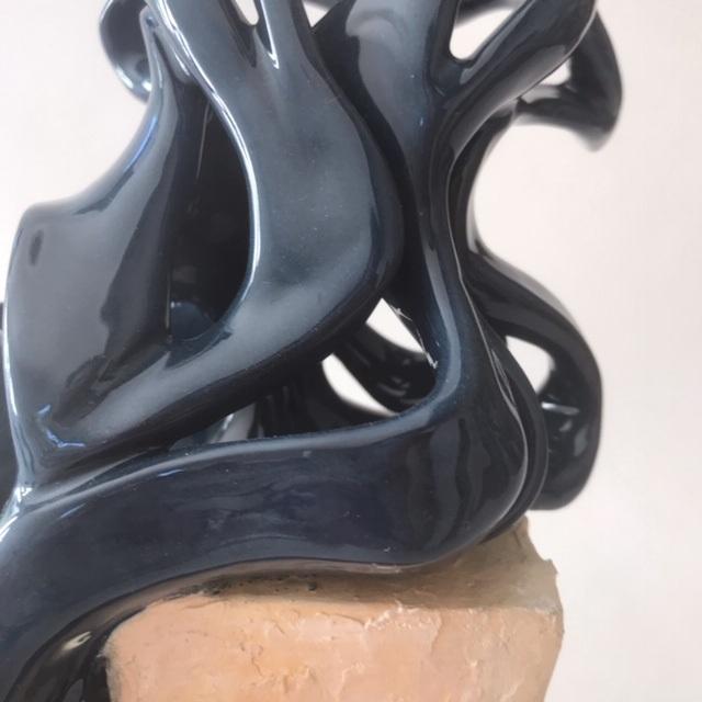 ulie Espiau Sculptures Elégantes marines Silencieuse Cap Ferret