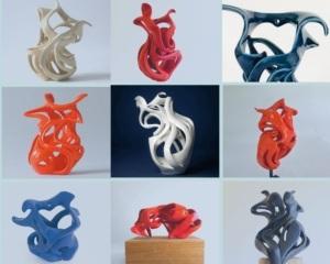 sculptures céramiques contemporaines Julie Espiau à Ondres entre Hossegor et Biarritz